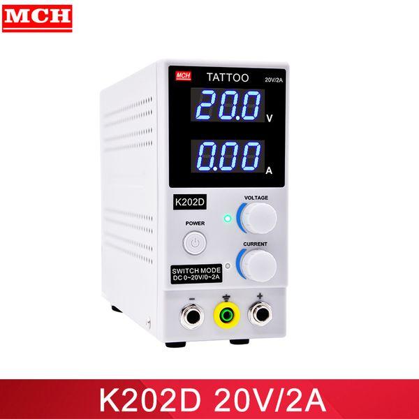 K202D 0-20V 0-2A