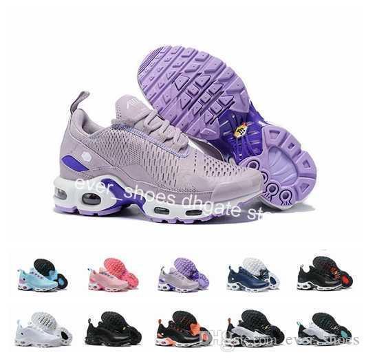 Mens TN Nueva moda zapatillas de deporte tns negro Rosa tns calzado deportivo mujer hombre Mesh White chaussures trainger diseñador zapatillas 36-46