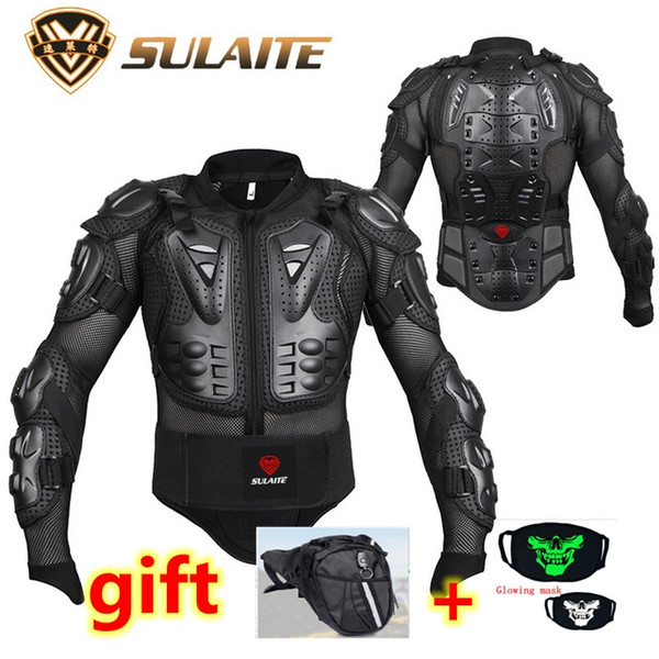 Discount Motorcycle Gear >> Motorcycle Jacket Men Full Armor Clothing Shatter Resistant Clothing Off Road Racing Protective Gear Safety Armor Detachable Motorcycle Gear Discount