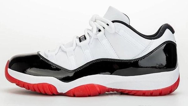 11 low white bred