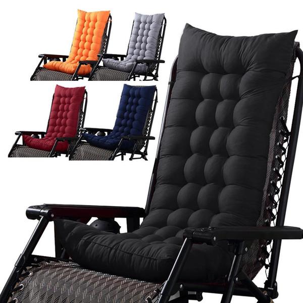 Outdoor Bench Cushion Garden Chair Cushion Bench Pillow Recliner Soft Back Cushion Rocking Chair Seat Mat Recliner Supplies