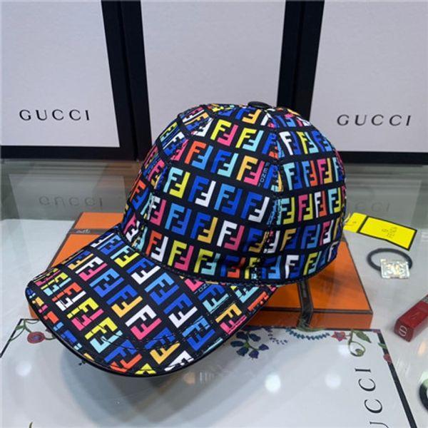 Ball Hats luxury Unisex Spring Autumn Snapback Brand Baseball cap for Men women Fashion Sport football designer