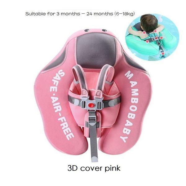 3D climb pink