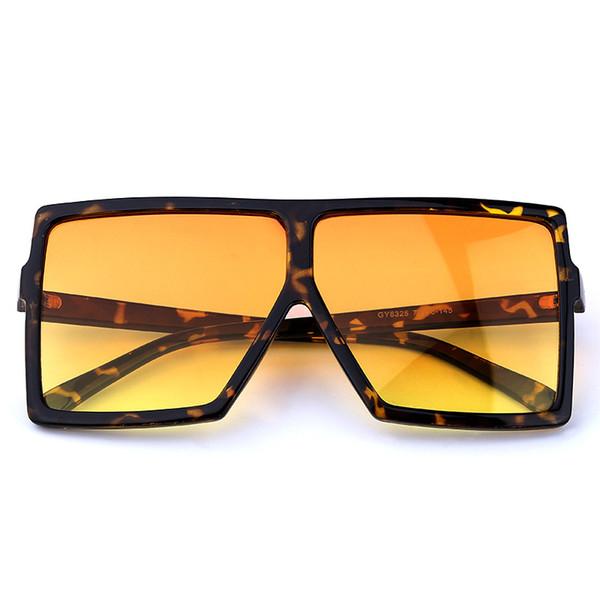 C5 leopardo / Naranja