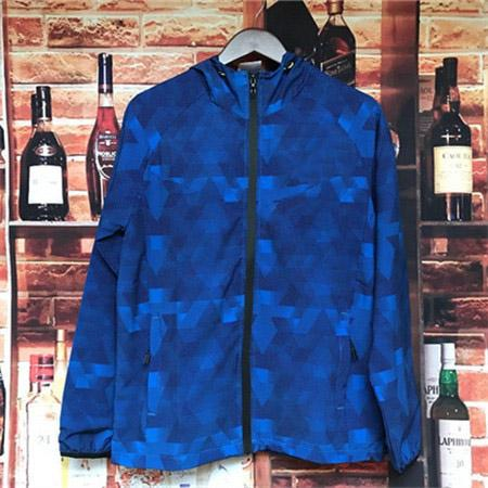 Nouveau Printemps Automne Automne Marque Hommes Femmes Vestes Mode Casual Manches Longues Blouse Tops S-4XL 2 Couleur Haute Qualité Vestes QSL198296