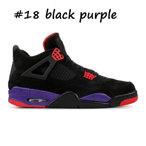 18 black purple