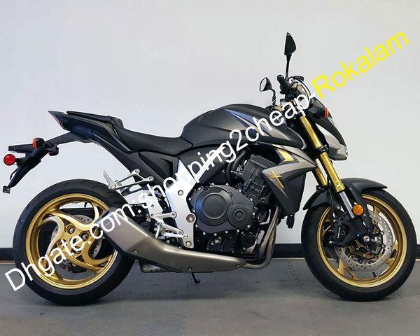 Para Honda CB1000R 08 09 10 11 12 13 14 15 CB1000 R 2008-2015 CB 1000R ABS Carroçaria Matte Preto Motocicleta Carenagem Conjunto