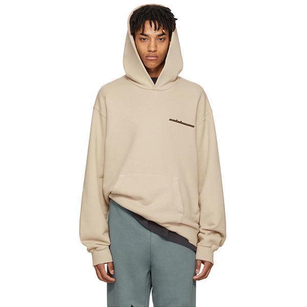 Season 5 Calabasas Hoodies European Original Old Oversize Eagle Printing Pullover Tide Brand Hoody Sweatshirts For Men HFBYWY135