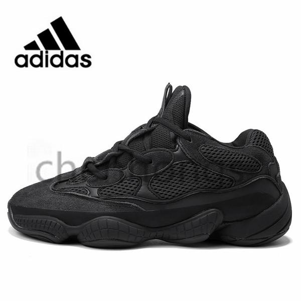 huge discount d500a 65e0f 2019 Original Adidas Yeezy 500 Athletic Running Shoes Luxury Designer 700  Blush Desert Rat Runner Kanye West 500s Boost Super Moon Yellow Salt  Utility ...