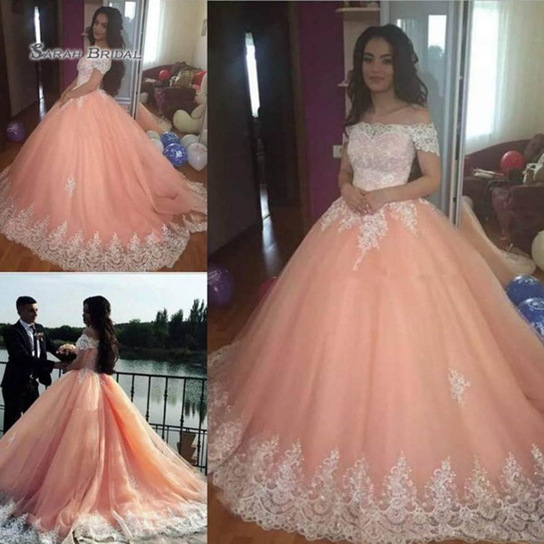 Appliques Off The Shoulder Prom Party Dresses Evening Wear In Stock Hot Sales High-end Occasion Dress