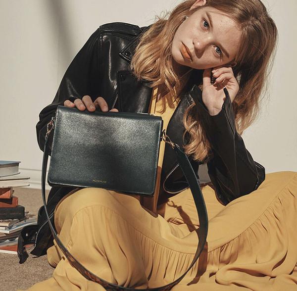 2019 Small Square Bags Wide Shoulder Strap Women's Bags Fashion Messenger Bag PU Leather  Desiger Shoulder
