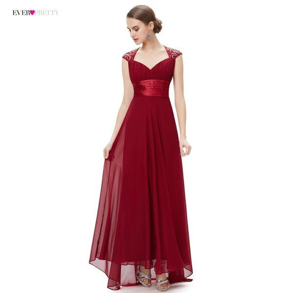 Mother Of The Bride Dresses For Wedding Ever Pretty Ep09672 Evening Sequins Mother Of The Groom Dresses Modest Party Dresses Q190428