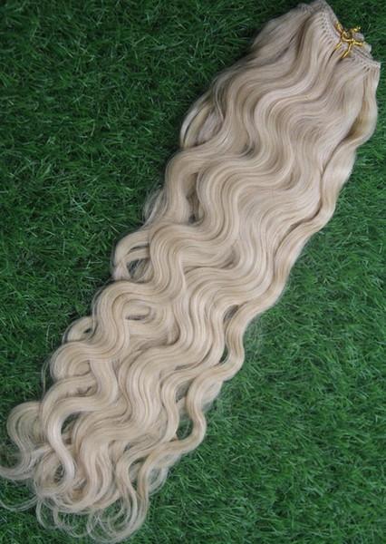 Pure Color brasileña virginal de la trama doble 10-30 Inchs armadura del pelo de la onda del cuerpo de lotes 8A bruto extensiones de cabello humano