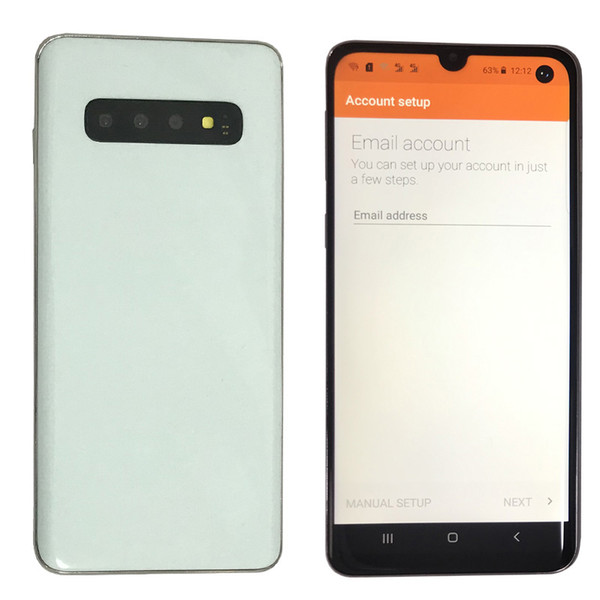 10 Goophone 10 6.1 Inch HD Display Goophone 10 WCDMA 3G Quad Core Ram 1GB ROM 8GB Android 9.0 Camera 8.0MP Face ID can Show 8GB 512GB 4g