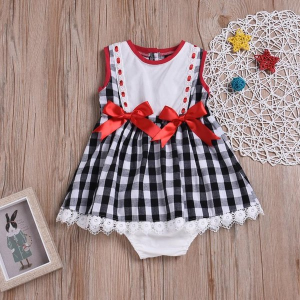 Baby Princess Cotton dress + Shorts Outfit INS Girls Toddler party dress with bow & white shorts Clothing Set Ball Gown