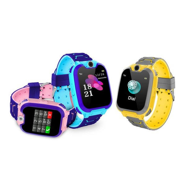 S6 intelligente multifunzionale per orologio da gioco per bambini Display musicale Smartwatch per bambini Regalo decorativo Touch Screen SOS Baby Safe