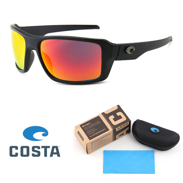 Chegada nova Alta Qualidade Esporte Sunglasser Para Mulheres Dos Homens Costa óculos de sol Ao Ar Livre óculos de Condução Óculos de praia ao ar livre com caixa de Varejo