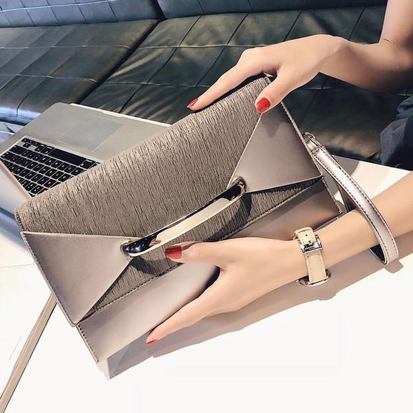 Borse di moda di lusso borse da donna marchi famosi Borsa da banchetto da donna Borse da donna a mano Knucklebox Sequined