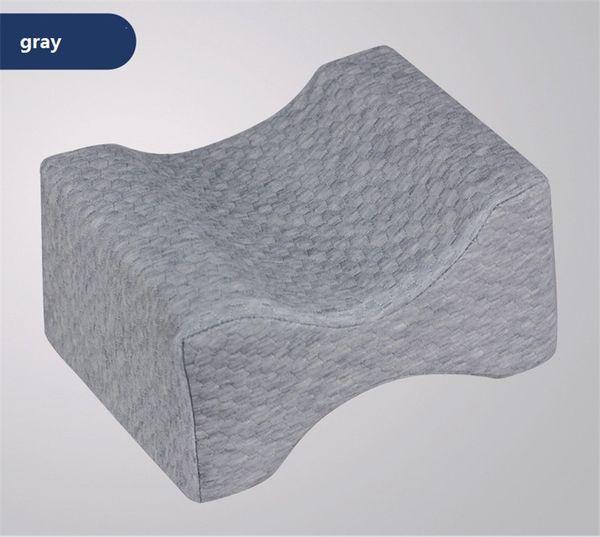cuscino per ginocchio grigio
