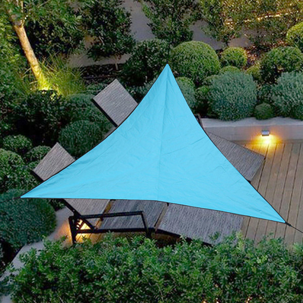 Shade Screen Tent Cloth Square Awning Moisture Proof Outdoors Portable Shade Canopy Gazebo 3-4 People Camping Cloth Waterproof