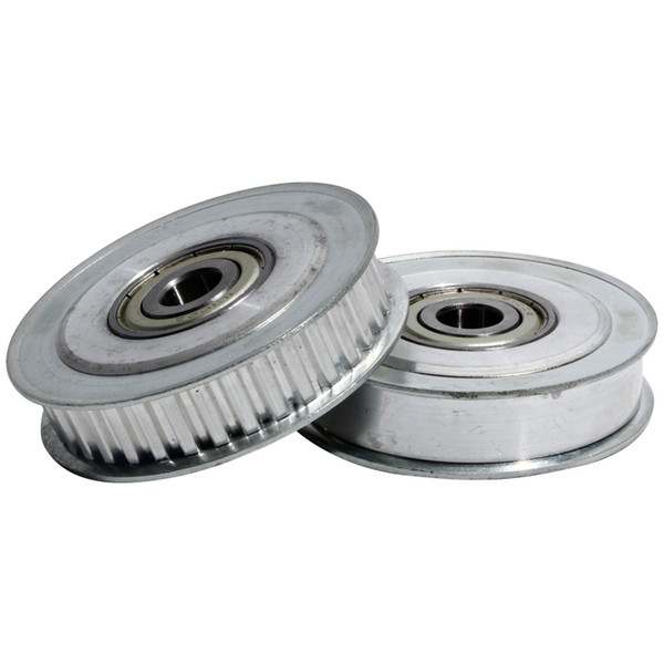 XL Tipo 36T alluminio ingranaggi puleggia 11 millimetri cinghia alluminio ingranaggi della puleggia per stampanti 3D XL 36T pulegge
