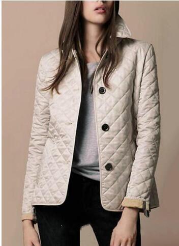 Deluxe New Women Plaid Jacket Blazer Inglaterra Moda Feminina Casual Casacos de Manga Longa Único Breasted London Brit Brasão Preto Branco