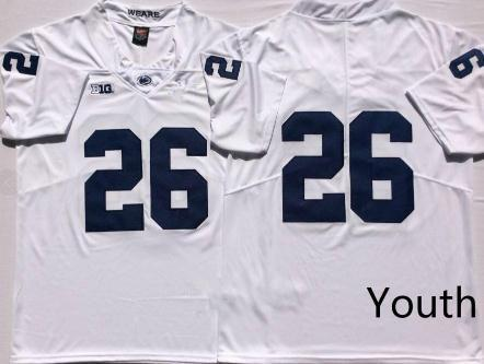 Youth 26 White