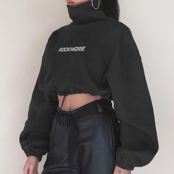 Street Style Damen Designer Hoodies Art und Weise lose lange Hülsen-Kragen Kordelzug Pullover Frauen Brief printd Hoodies