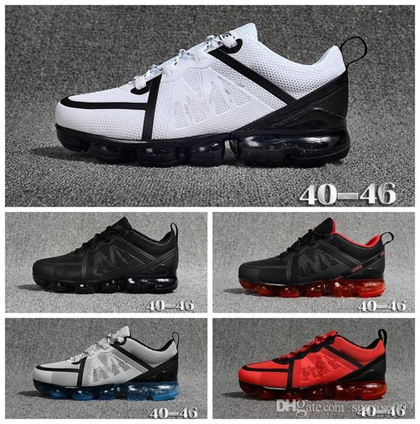 2019 Vapormx KPU Casual Shoes For Men Trainers Luxury Brand Sports