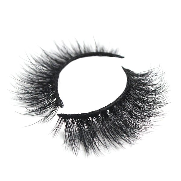 kanbuder False Eyelashes black mink eyelashes natural 1 Pair 3D Natural Fake dropship Nov5