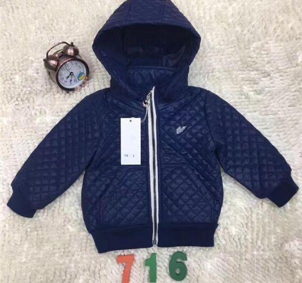 2019 modelli sottili ragazze cappotti per ragazzi giacche neonato giacche bambini cappotti capispalla cappotto bambini abbigliamento 716