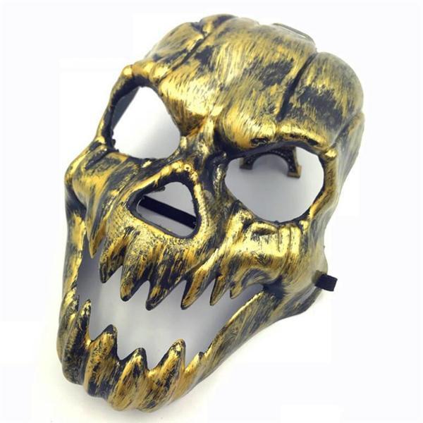 Halloween Face Skeleton Warriors Ghost Festival Máscaras Calavera protectora Máscara del terror Halloween Masquerade CS Games Máscaras