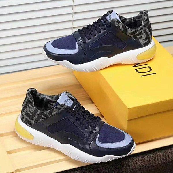 Top qualité Chaussures Hommes Tech Tissu bas Tops Chaussures de sport légère Chaussures Mode lacets type Chaussures Hommes Chaussures de moda para hombre