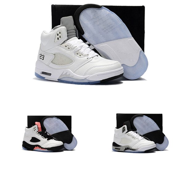Jungenschuhe XII Jordan 11 Retro Kinder Nike Basketball Air GS Großhandel Schuhe 12s Rosa Rosa Versand Kinder Limonade 12 Kostenloser 5 Limonade Große BedoQrxWC
