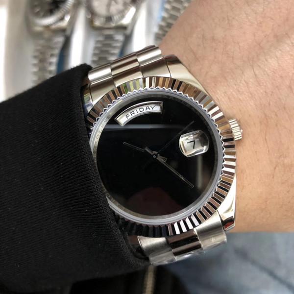 13Tim 13Tim роскошные часы механические автоматические часы Men Datejust нержавеющей Оригинал ClaspPresident Мода Desinger Мужские часы 0326