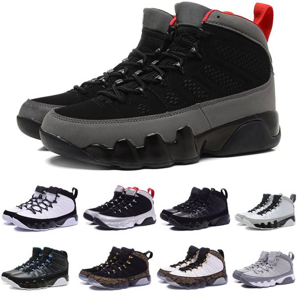2020 J9 Erkek Klasik 9 Ayakkabı Moda Spor botları IX Ayakkabı Basketbol Sneakers Boyutu 41-47