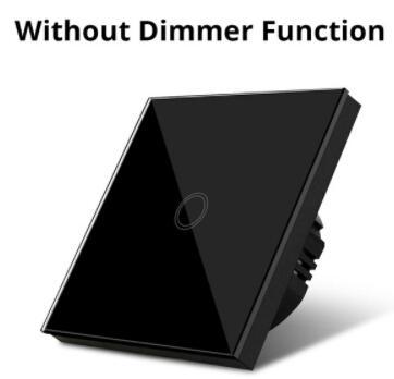Nero / No dimmer