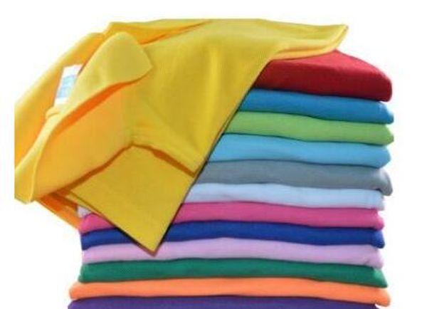 xiatian889 / 2019 Verano Caballo grande bordado Camiseta de los hombres de la marca Diseños Polo Camisa de manga corta de los hombres ocasionales Camisas Slim Fi