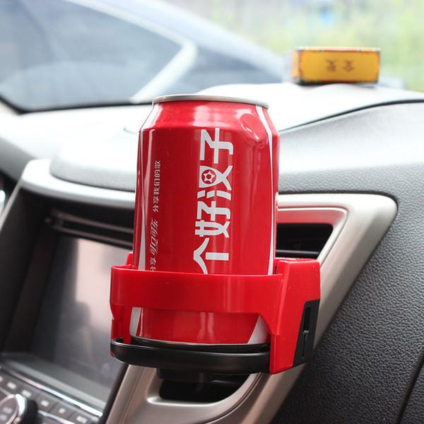 7cm 플라스틱 자동차 컵 홀더 음료 병 홀더 담배 커피 컵 저장 용기 자동차 제품 1008