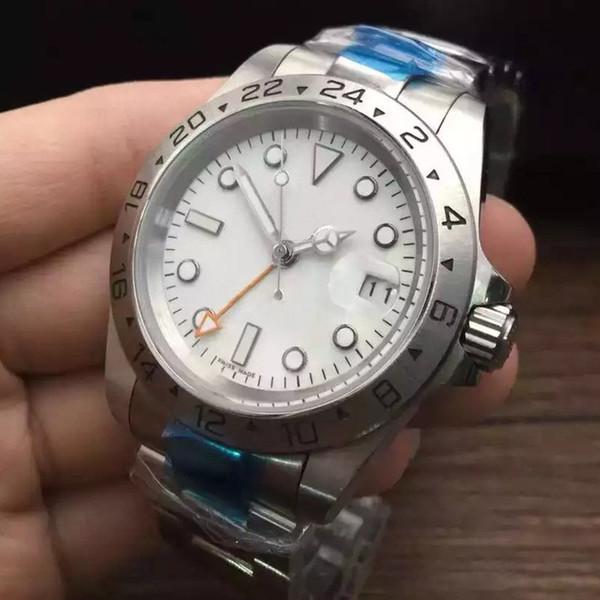 Luxury Men's Watch GMT 2813 Automatic Movement Sport Men Mens Watch Watches Wristwatches083