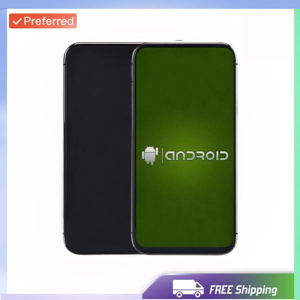 Venta al por mayor Goophone XS Max 4G LTE 6.5 pulgadas All Screen HD + Face ID Carga inalámbrica 2GB 16GB Show 256G VS Goophone Xr goophone 11