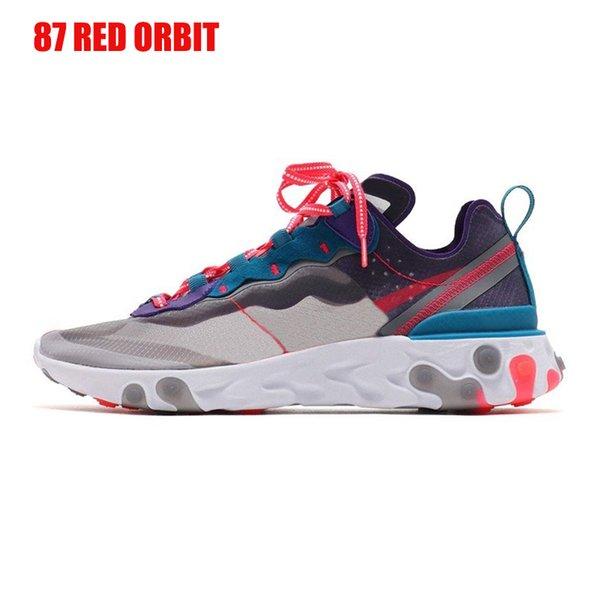 87 RED ORBIT 36-40