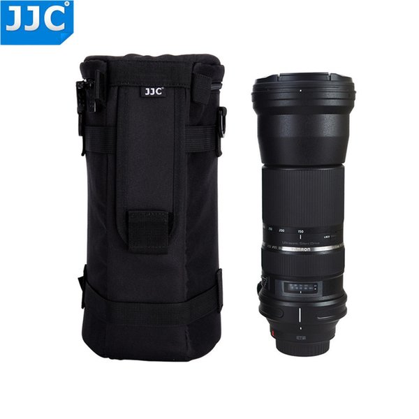 Wholesale sigma lens for sale - Group buy Camera Video Bags JJC Nylon SLR Camera Lens Pouch Case Bag For Tamron SP Sigma mm mm J BL Xtreme Portable Bag