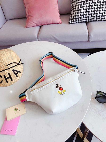 Designer Crossbody Bag Le sac à une épaule best-seller de 2019, le designer Mailman et Western Women Beanbag Simple Fashion