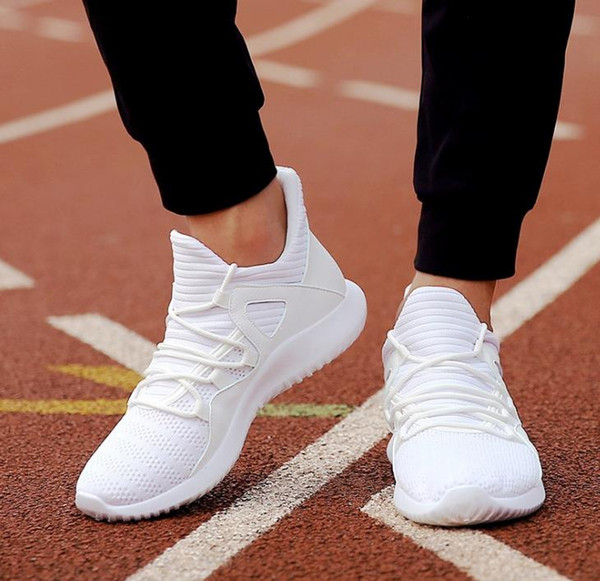 Yeni yaz erkekler için spor salonu nefes tüm amaçlı eğilim koşu ayakkabıları erkekler için koşu ultrafast rahat spor ayakkabı boyutu sine ...