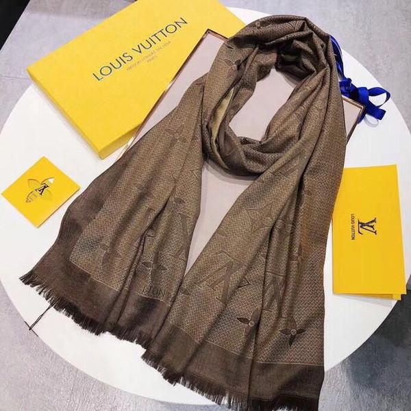 New Design Women Scarf Bright Cotton Yarn Blended Fashion High Quality Scarf Spring Lady's Scarf 180*70cm Free Shipping