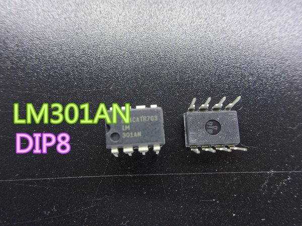 Circuito Operacional : Compre pçs lote novos circuitos integrados lm an dip