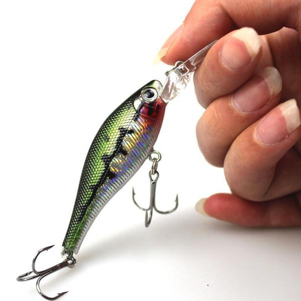 5.5cm 8g pesca crankbait hard bait tackle artificial lures fish wobbler PT