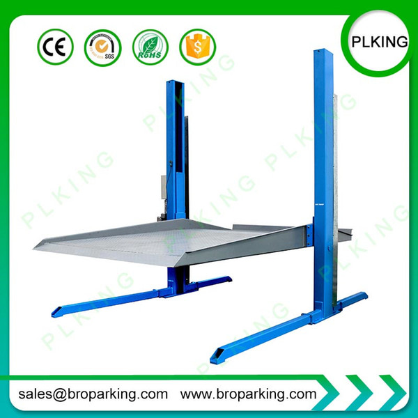 PLKING Home Use Car Parking Lift with TWO Columns