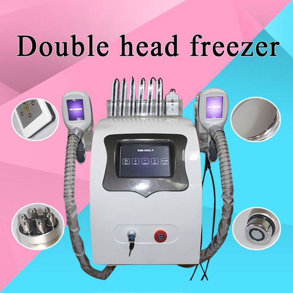 Vacuum slimming cavitation machine lipo laser weight loss ultrasonic liposuction multipolar radio frequency 3 fat freeze handles